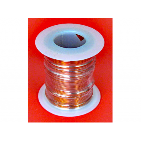 22 AWG MAGNET WIRE, 1/2 LB ROLL