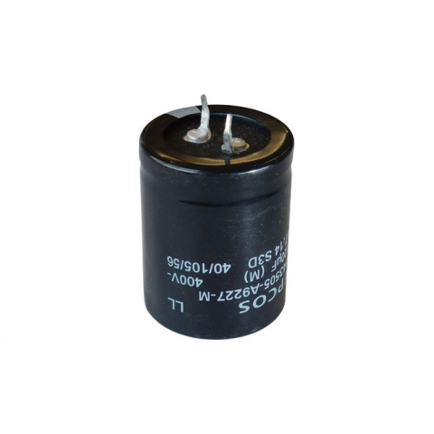 220 MFD 400 V SNAP-IN CAPACITOR