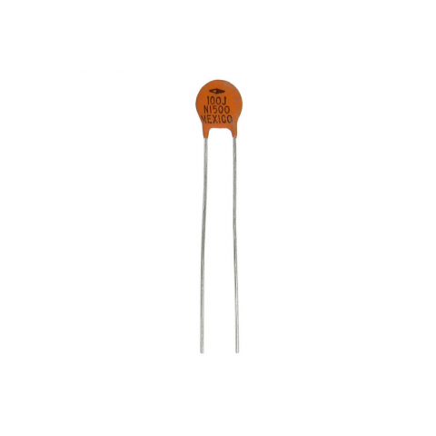 100PF 1KV CERAMIC DISC CAPACITOR