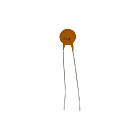 39PF 1KV CERAMIC DISC CAPACITOR