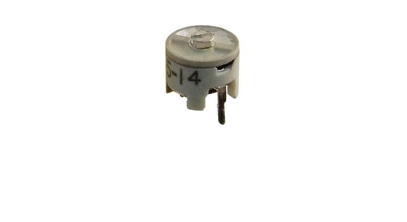 3.5-14PF ADJUSTABLE CAPACITOR