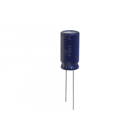 4700 UF 10 RADIAL ELECTROLYTIC CAPACITOR