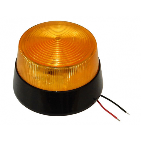 AMBER LED FLASHING LIGHT