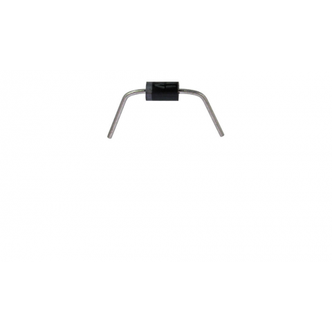 RECTIFIER DIODE, 3A 600V, CUT/BENT LEADS