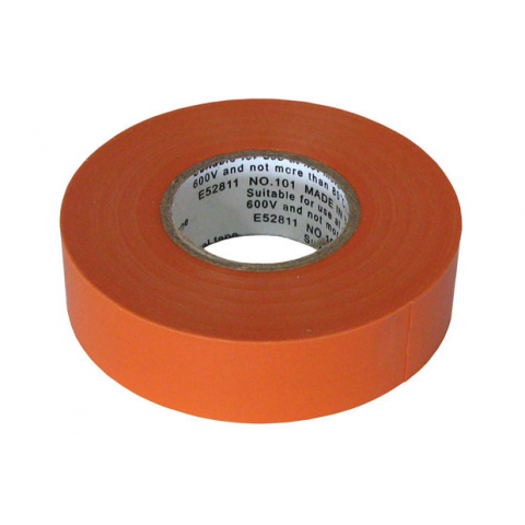 "3/4"" X 60' ELECTRICAL TAPE UL, ORANGE"