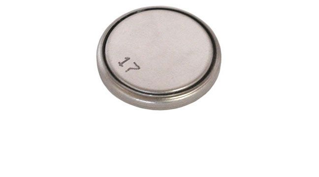 CR2032 3 VOLT 180 MAH LITHIUM BUTTON CELL
