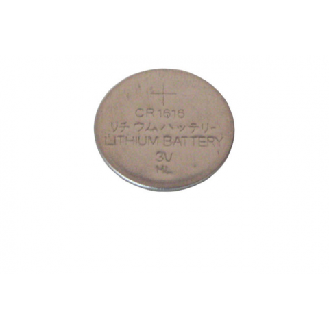 CR1616 3V 50MAH LITHIUM COIN CELL
