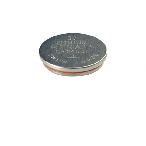 CR2450 3V LITHIUM BATTERY