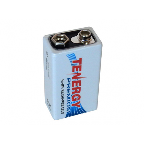 9V 200 MAH RECHARGEABLE BATTERY
