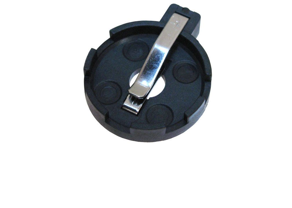 COIN CELL BATTERY HOLDER, 20MM
