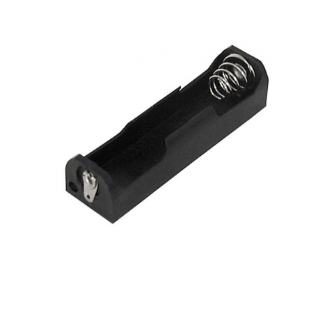 BATTERY HOLDER FOR 1 AA CELL
