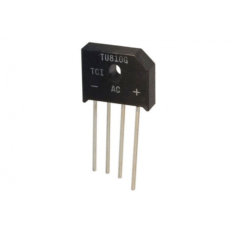 8 AMP 1000V BRIDGE RECTIFIER