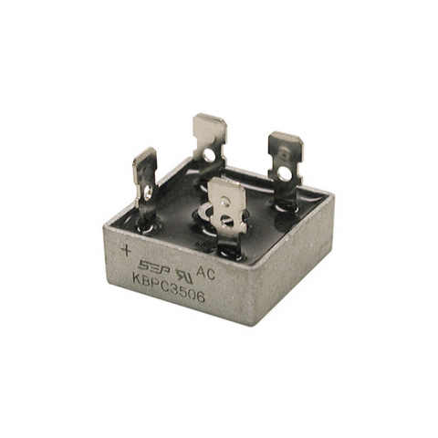 35 AMP 600 PIV BRIDGE RECTIFIER