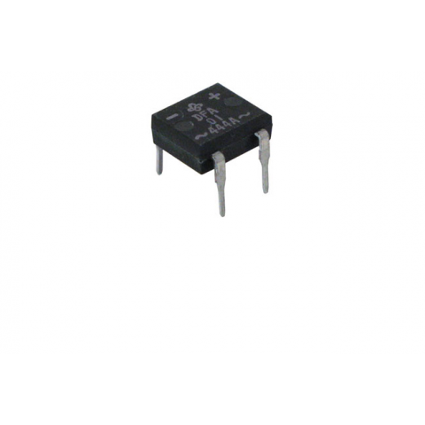 1 AMP 100 PIV MINI-DIP BRIDGE RECTIFIER