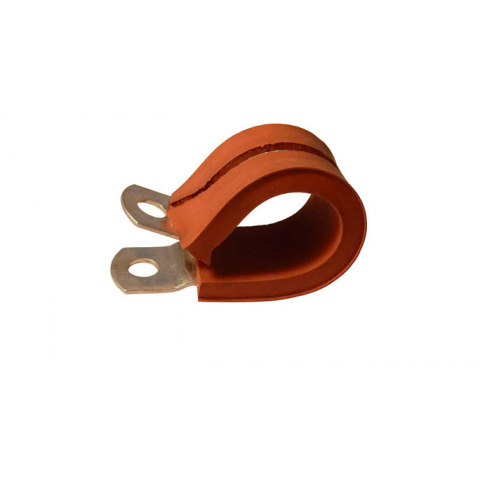 "5/8"" DIA. CUSHIONED LOOP CLAMP"