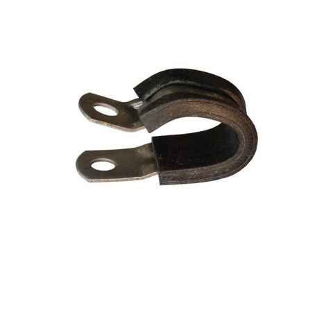 "7/16"" DIA. CUSHIONED LOOP CLAMP"