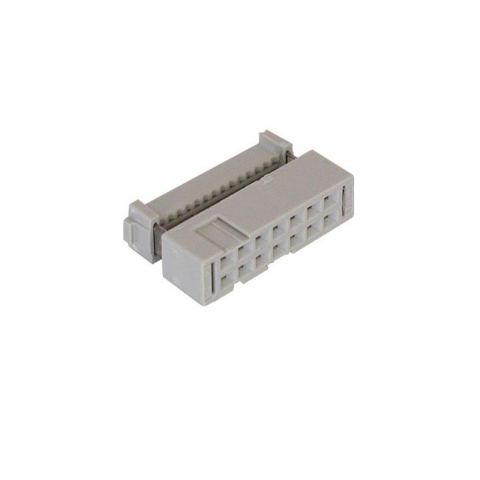 14 PIN IDC SOCKET CONNECTOR