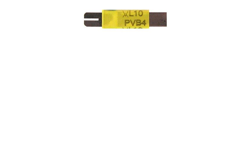 RESETTABLE CIRCUIT PROTECTOR, 1A-2.5A