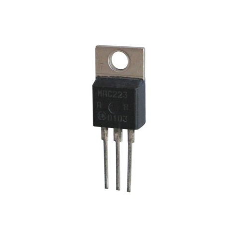 MAC223A8 TRIAC, 25A 600V