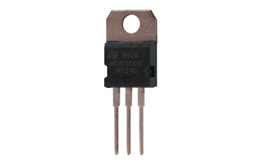 N-CHANNEL MOSFET, 50A 50V