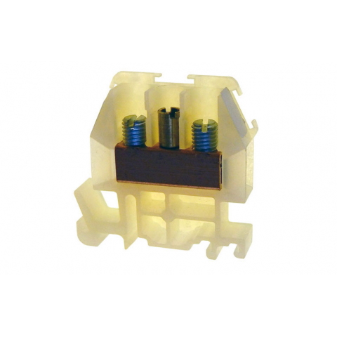 60A TERMINAL BLOCKS, DIN-RAIL MOUNT