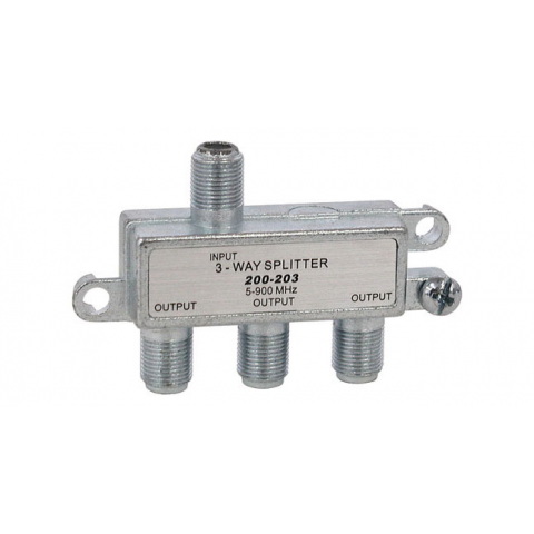3 WAY SPLITTER