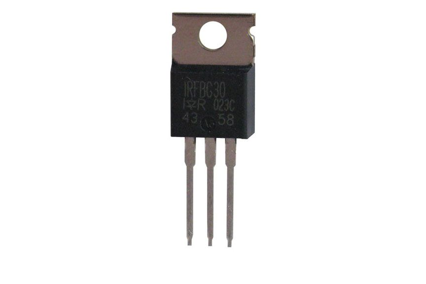 IRFBG30 N-CHANNEL POWER MOSFET