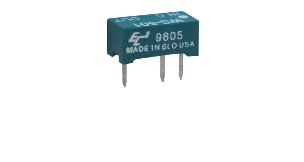 PASSIVE DELAY LINE, DL-501 | All Electronics Corp