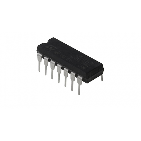 14-PIN DIP ADJUSTABLE VOLTAGE REGULATOR, 2-37V