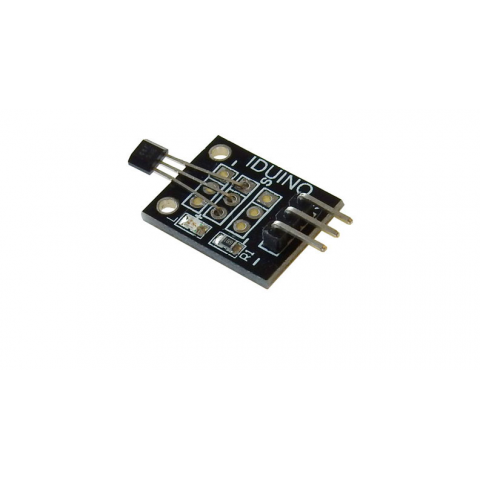 HALL EFFECT SENSOR BOARD
