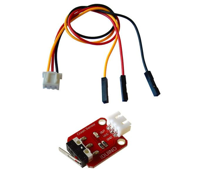 CRASH SWITCH SENSOR