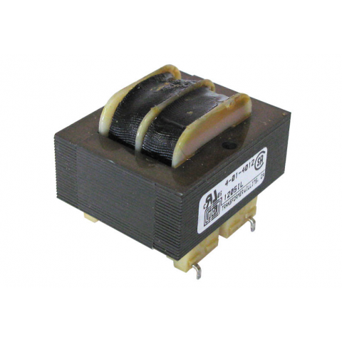 6V/1A OR 12VCT/.5A PC.MT.TRANSFORMER