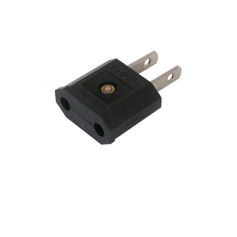 EURO TO USA ADAPTER PLUG