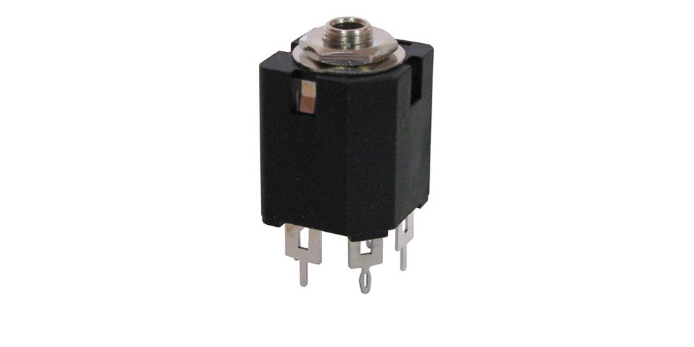 3.5MM STEREO JACK WITH SWITCHES
