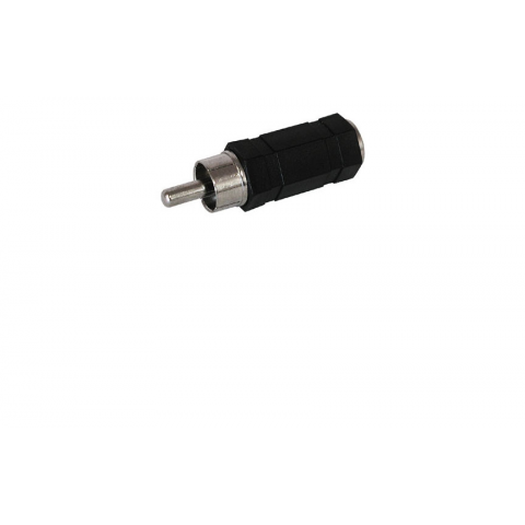 3.5MM PHONE JACK TO RCA PHONE PLUG