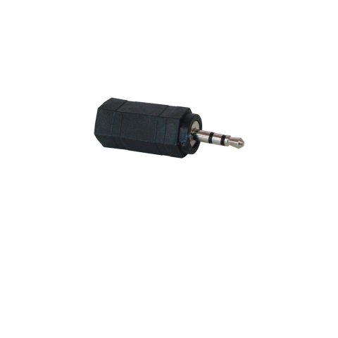 2.5MM PLUG-3.5MM STEREO JACK ADAPTER