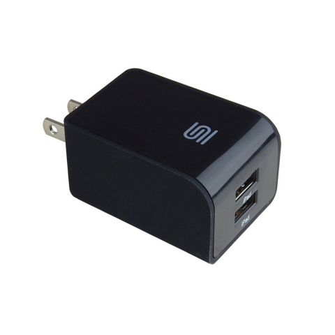 4.8 AMP DUAL PORT USB WALL CHARGER