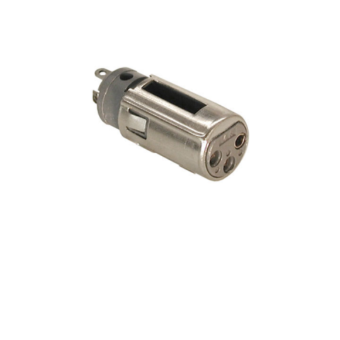 XLR 3 PIN SOCKET/INSERT