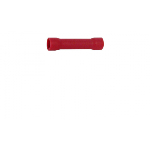 BUTT CONNECTOR, RED