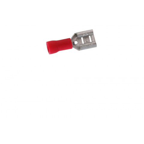 "1/4"" QUICK CONNECT FEMALE, RED"