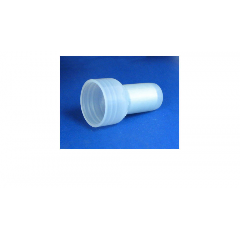 NYLON CLOSED END CRIMP CAP, 22-10 AWG WIRE