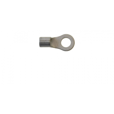 #10 NON-INSULATED RING TERMINALS, 12-10 AWG