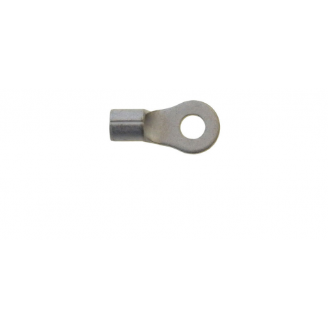 #8 NON-INSULATED RING TERMINALS, 12-10 AWG
