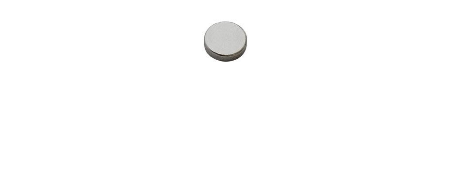 6MM NEODYMIUM DISC MAGNET