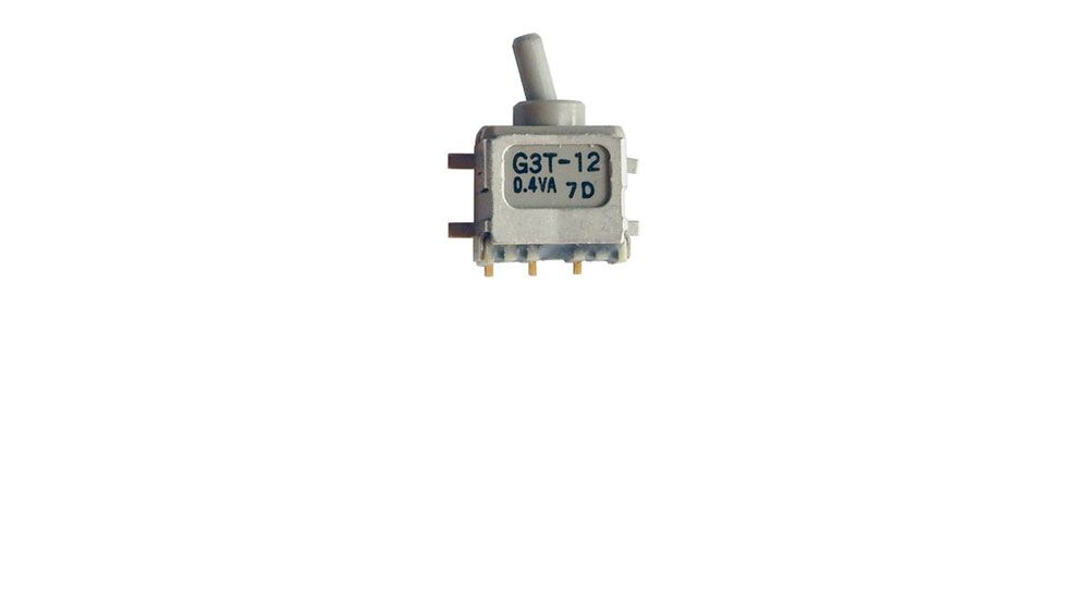 SPDT SUB-MINI TOGGLE SWITCH, SURFACE MOUNT