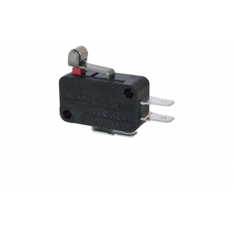 6A SNAP-ACTION SWITCH W/ SHORT ROLLER LEVER