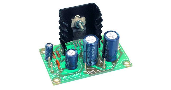 7 WATT MONO AMPLIFIER KIT
