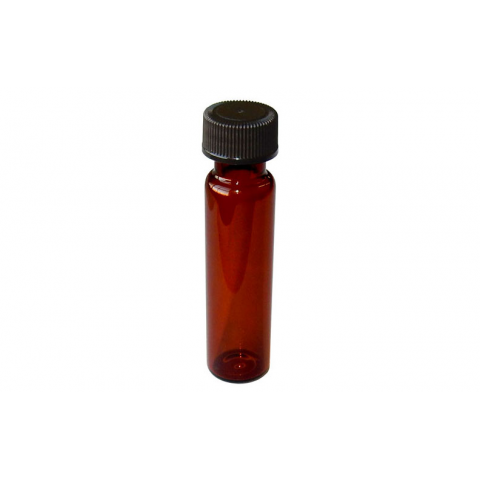 8ML AMBER BOTTLE WITH CAP