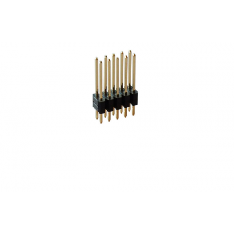 10-PIN (5 X 2) HEADER, 2MM SPACING