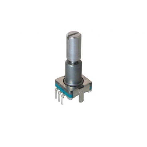 30 DETENT ROTARY ENCODER WITH SWITCH